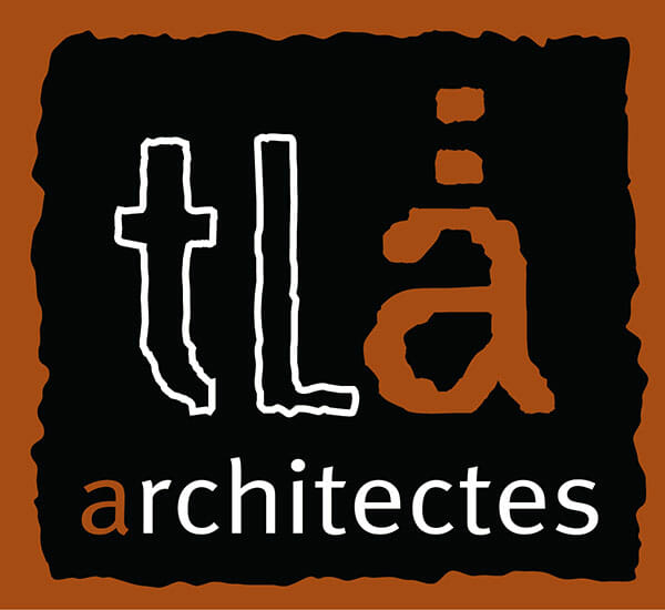logo TLA architectes